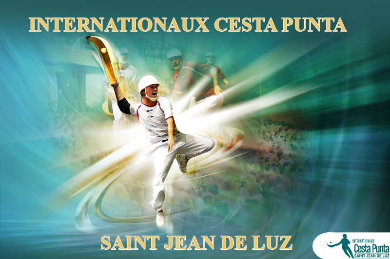 Affiche des Internationaux de Cesta Punta